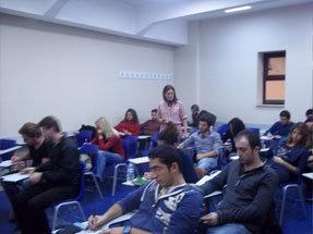Bahçeşehir Üniversitesi'nde Liderlik Oyunları