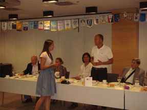 Fındıklı Rotary'de 'Yaşam Koçluğu nedir' semineri